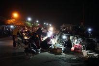 Nghệ An: Độc đáo phiên chợ đêm dành cho công nhân