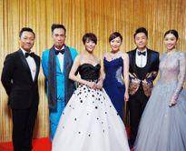 Dàn ngôi sao đình đám TVB hội ngộ trên thảm đỏ lớn nhất năm