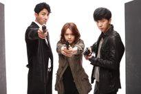 Lee Seung Gi và Go Ara thành đôi 'oan gia'
