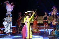 Hoa hậu thế giới 2015: Lan Khuê trượt top 5 thi tài năng