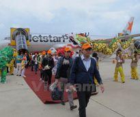 Jetstar Pacific chính thức khai thác đường bay Hà Nội-Tuy Hòa