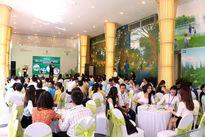 Hàng trăm khách hàng tham dự lễ mở bán Celadon City