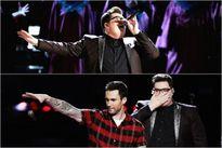 Chàng béo đội Adam Levine là quán quân The Voice Mỹ