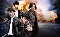 Lee Seung Ki đối đầu đàn anh trong phim mới