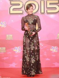 Váy khoe hình thể nóng bỏng của người đẹp TVB