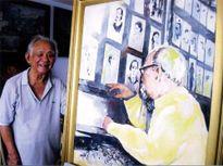 Thương nhớ họa sĩ Huỳnh Phương Đông