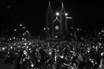 Dấu lặng trong đêm Noel ở Sài Gòn