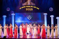 """Skymond Luxury rực rỡ đêm chung kết """"Nữ hoàng trang sức 2015"""""""