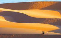 Nét đẹp huyền bí đồi cát Mũi Né - Phan Thiết
