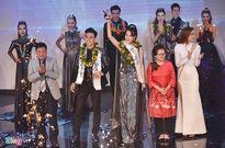 Nam sinh Sân khấu Điện ảnh đăng quang Siêu mẫu Việt Nam 2015