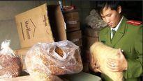 Thừa Thiên Huế: Phát hiện hơn 7 tấn thực phẩm khô không rõ nguồn gốc