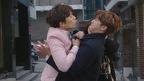 """Cười """"té ghế"""" khi Ji Sung - Park Seo Joon ẵm giải Cặp đôi đẹp nhất 2015"""