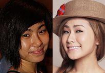 Sốc vì nhan sắc sao Việt khi không 'nhờ vả' makeup, công nghệ quét