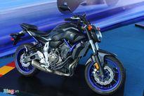 Yamaha mang MT-07 và MT-09 đến Việt Nam