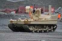 Video đội quân robot bảo vệ vũ khí hạt nhân Nga
