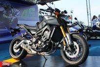 Chi tiết Yamaha MT-09 mới có mặt ở Việt Nam