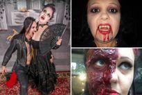 Kinh hãi cô gái ma cà rồng uống máu của bạn trai