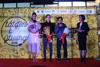 Hoa hậu Lan Khuê chung tay 'Tắt đèn bật ý tưởng 2016'