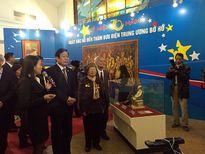 Kỷ niệm 70 năm Bác Hồ đến thăm Bưu điện Trung ương Bờ Hồ