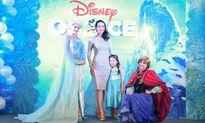 Nhạc kịch trượt băng Disney ice magiccal lần đầu tiên tới Việt Nam