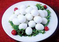 Trứng cút - Thuốc bổ quý