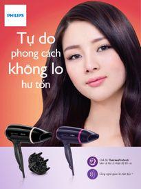 Làm đẹp và bảo vệ tóc cùng chuyên gia