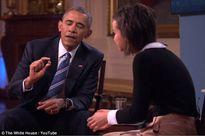 """Obama tiết lộ """"bùa may mắn"""" thường mang theo bên mình"""