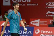 Giải cầu lông Malaysia Masters Grand Prix Gold 2016: Tiến Minh thua ngay từ vòng 1