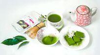 Giảm cân đón Tết cực đơn giản bằng Matcha trà xanh.