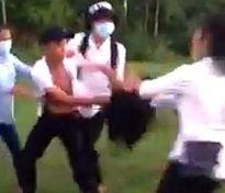 Gia đình và nhà trường ở đâu khi học sinh đánh nhau?