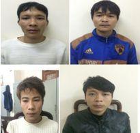 Trộm hoa ly ở viện nghiên cứu rồi thuê xe chở về Thanh Hóa tiêu thụ