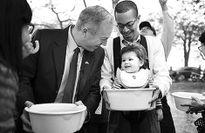 Tổng thống Obama - Người hùng trên 'cầu vồng lục sắc'