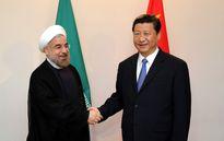 """Trung Quốc và """"ván cờ âm mưu"""" tại Trung Đông"""