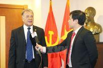 Tổng Bí thư đảng Lao động Mexico thăm, chúc Tết cộng đồng người Việt