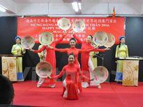 Biểu diễn nghệ thuật mừng Đảng, mừng Xuân mới tại Macau