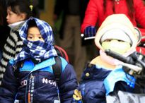 Bộ Y tế hướng dẫn cách bảo vệ trẻ trong thời tiết lạnh giá