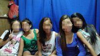 Tự sự xót xa của bé gái 11 tuổi phục vụ đàn ông mê ấu dâm, bệnh hoạn