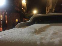 Hà Nội có tuyết rơi