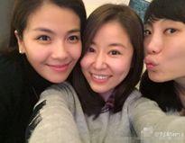 Lâm Tâm Như xinh đẹp đón sinh nhật lần thứ 40 bên Lưu Đào