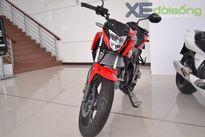 Hé lộ mẫu xe côn tay mới của Honda Việt Nam