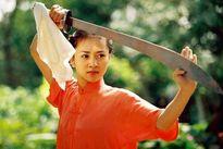 Wushu Thúy Hiền sẽ quay lại showbiz?