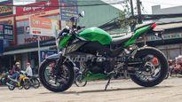 Kawasaki Z300 ABS chốt giá 153 triệu Đồng, biker Việt vui sướng