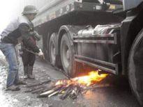 Đốt lửa sưởi ấm - chớ nên mạo hiểm