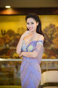 Á hậu Trà My từ chối thi Miss Universe 2016