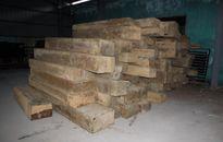 Phát hiện kho chứa hàn trăm m3 gỗ quý bất hợp pháp