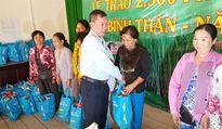 CASUCO tặng 3.000 phần quà Tết cho người nghèo