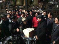 Phó Thủ tướng Nguyễn Xuân Phúc thị sát khắc phục hậu quả sau rét đậm lịch sử ở Lào Cai