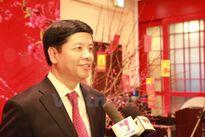 Đại sứ quán Việt Nam tại Nhật Bản tổ chức mừng Xuân Bính Thân