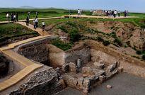 Tàn tích thành phố nổi tiếng của đế quốc Mông Cổ