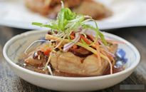 Cá hấp - món ăn chống ngán tuyệt hảo